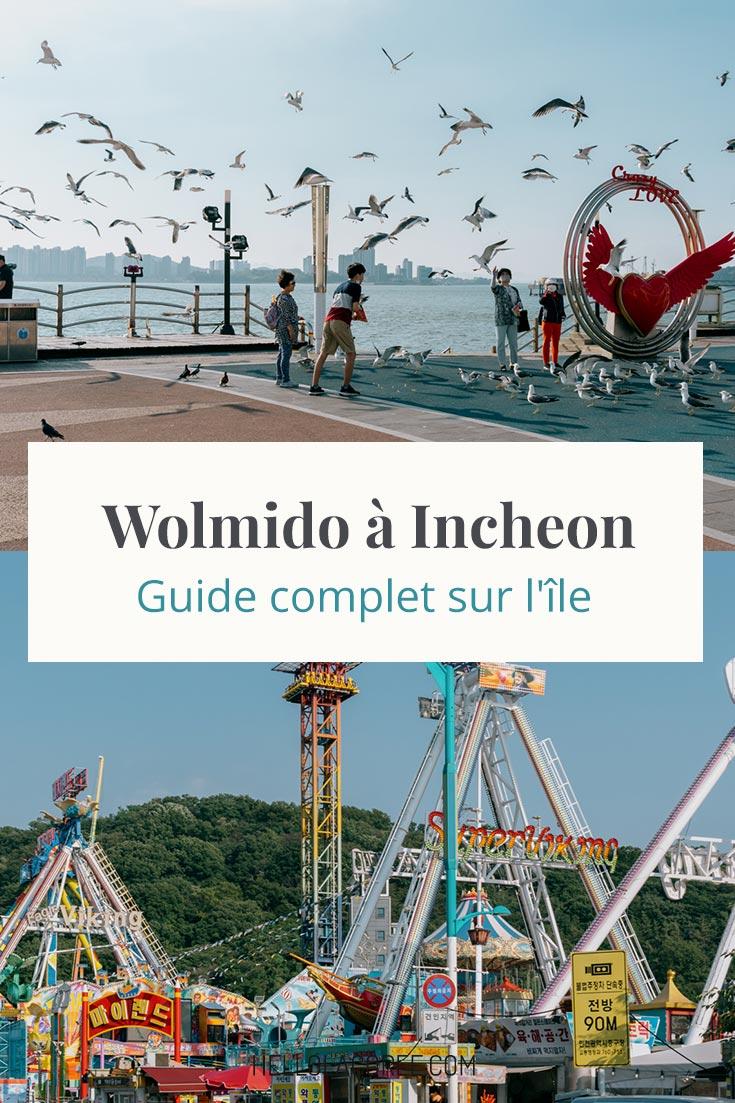Incheon Wolmido