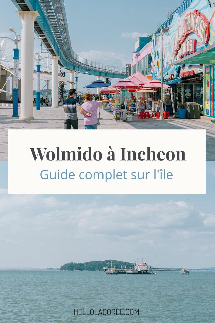Wolmido Incheon